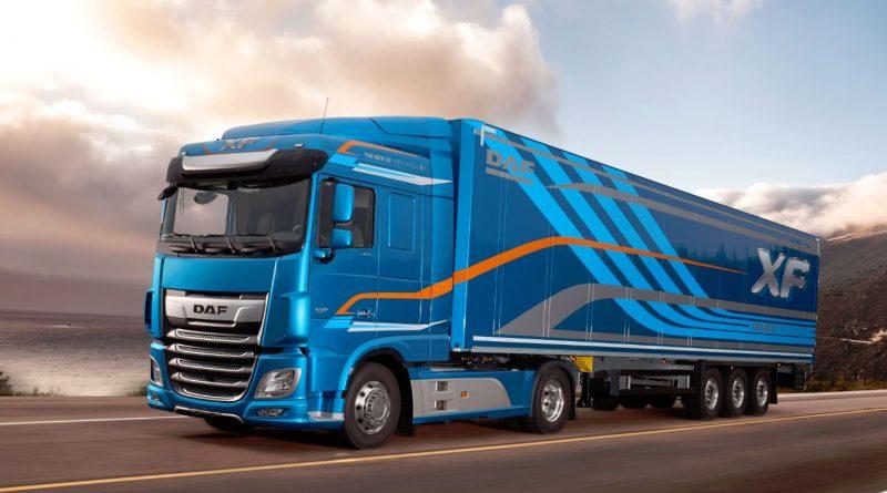 Daf presenta los nuevos camiones CF y XF