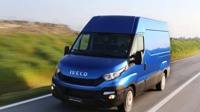 La demanda de vehículos comerciales en Europa mejora en septiembre