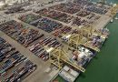 El tráfico de contenedores del Puerto de Barcelona crece un 30% hasta julio