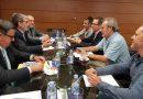 CCOO-PV y Valenciaport comparten la necesidad de acelerar el desarrollo de la ZAL del puerto