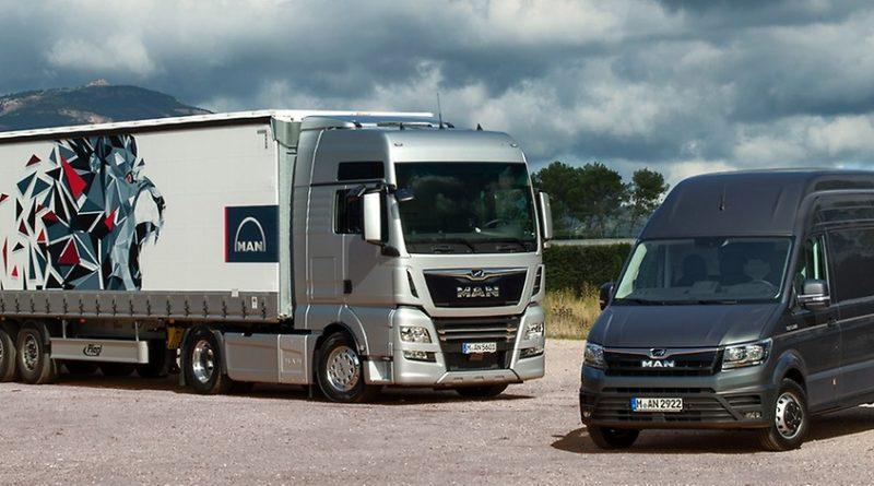 MAN presenta sus novedades de productos en furgonetas y camiones para el año 2018
