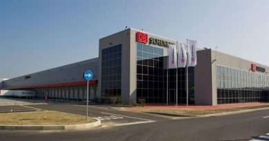 DB Schenker inaugura un centro logístico, ecológico y energético, en Italia