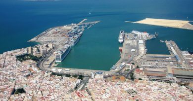 La Autoridad Portuaria de la Bahía de Cádiz se promociona en la feria Fruit Attraction 2017