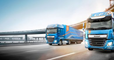 "Los nuevos DAF CF y XF ganan el galardón ""International Truck of the Year"""