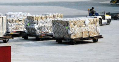 El sector de carga aérea crece 5,9% en octubre