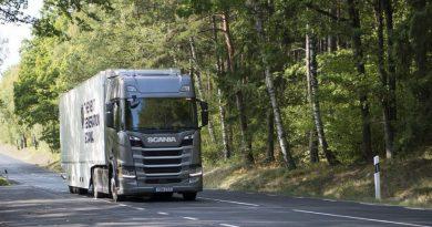 Scania, líder del mercado Ibérico en 2019