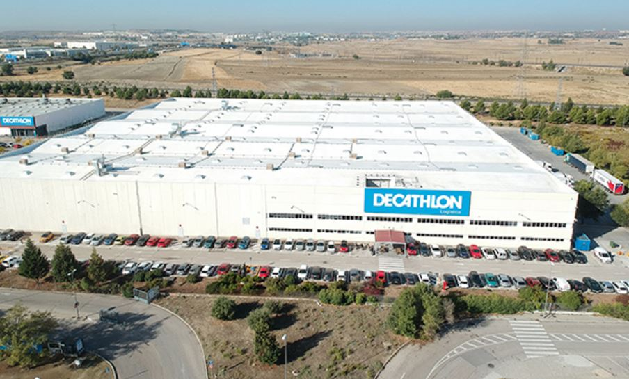 7db12c45d Decathlon abre su séptimo centro logístico en España