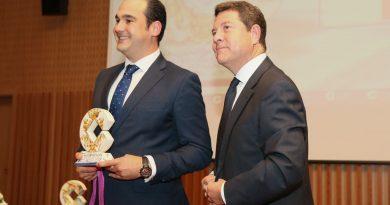 Moisés Serrano e Hijos, Concesionario Linde para Toledo, Premio COPE por 25 años de trayectoria