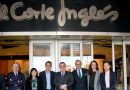 El Corte Inglés y Alibaba han firmado un acuerdo para desarrollar una colaboración global