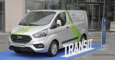 Ford probará su nueva Transit Custom híbridaen Alemania