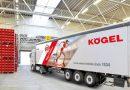Ahorro considerable de tiempo en el manejo de la lona con Kögel FastSlider