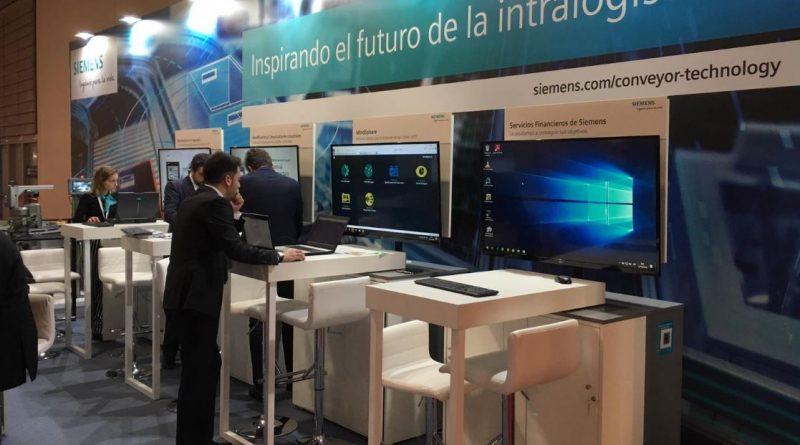 Siemens ofrece soluciones completas y digitalizadas para resolver los problemas de la industria logística