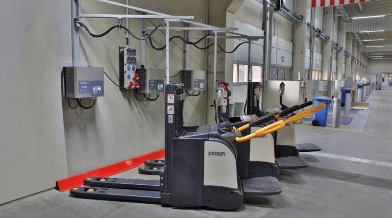 Dachser apuesta por tecnología de litio para unos almacenes más sostenibles