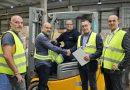 Jungheinrich de España entrega la carretilla EFG de iones de litio número 1000