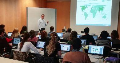 Domino presente en el XII Master en Tecnologías de Enavse, Embalaje y Logística de la Fundación ITENE
