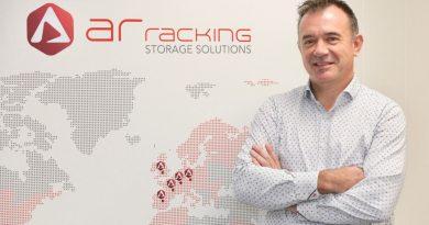 "Pablo Montes, director técnico de AR Racking, presidente del Grupo de Trabajo ""FEM Racking & Shelving"""
