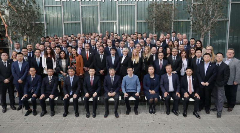 COSCO SHIPPING organiza en Barcelona la Conferencia regional europea de ventas