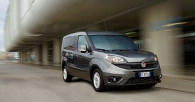 Nueva versión del Fiat Doblò Cargo SX con un equipamiento mejorado