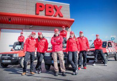 Ocho trabajadores de Palibex completan el Panda Raid 2019