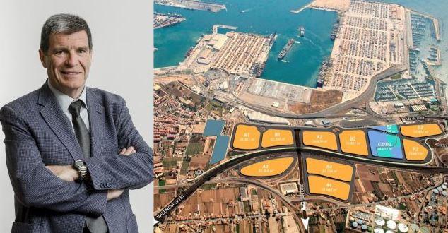 """Aurelio Martínez: """"el Gobierno ha dado un espaldarazo a la ZAL y al Puerto de Valencia con la aprobación de la estación de la Fuente de San Luís"""""""