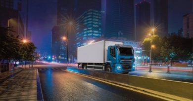 Iveco Stralis NP, el vehículo perfecto para realizar entregas nocturnas