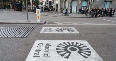 La Alcaldesa de Madrid acepta la petición de la patronal  logística de permitir la distribución nocturna de  mercancías en Madrid Central