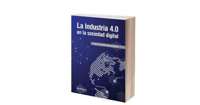 Marge Books publica el libro La Industria 4.0 en la sociedad digital