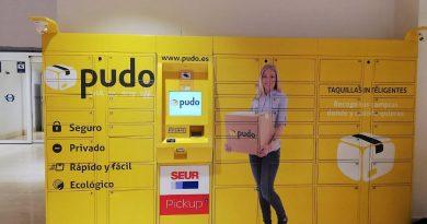 PUDO llega a un acuerdo con SEUR para incorporar las taquillas inteligentes a su red de puntos Pickup