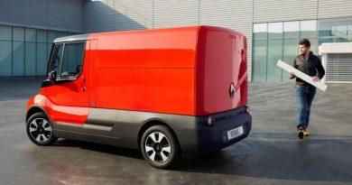 Renault EZ-Flex: Un prototipo para las entregas urbanas de último kilómetro
