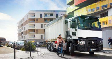 Renault Trucks mejora la protección de los usuarios de la vía pública