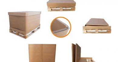 DS Smith Tecnicarton diseña un embalaje de cartón plegable para exportación más resistente