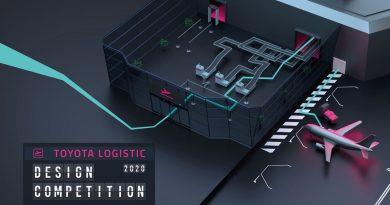 """El Concurso de Diseño """"Toyota Logistic Design Competition 2020"""" busca soluciones para la gestión de equipajes"""