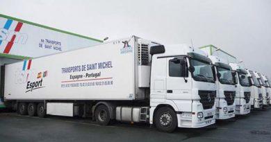 Transports Saint Michel ofrece alternativa válida para el servicio de grupaje hacia Francia de producto congelado y refrigerado
