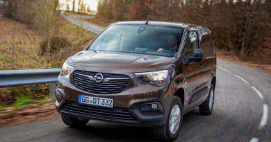 Tracción total para el nuevo Opel Combo Cargo