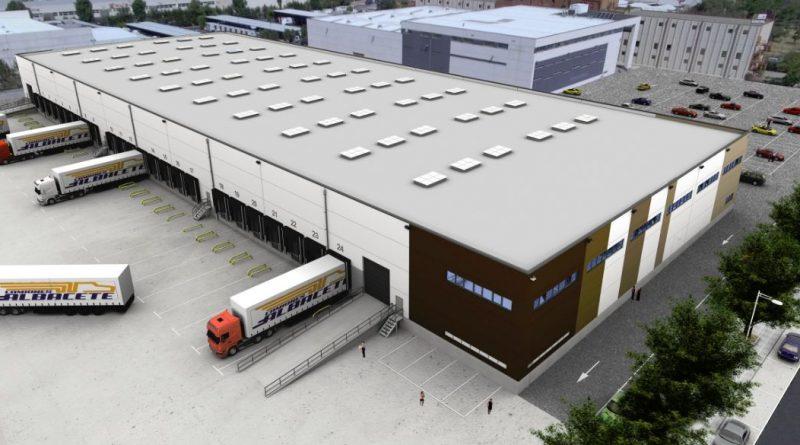 """BYCO inicia en """"la última milla de Madrid"""" la construcción de un edificio cross-docking para Land Capital"""