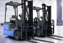Carretillas TR incorpora en su amplia gama de productos las carretillas eléctricas de BYD Forklift