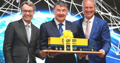 Nace Dachser Ireland con la completa integración de Johnston Logistics