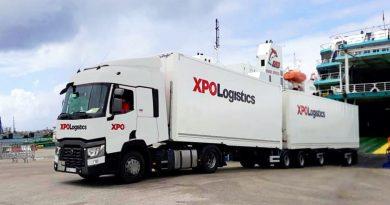 XPO Logistics conecta España con Marruecos con megacamiones