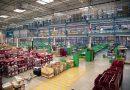 BEUMER Group equipa el nuevo centro logístico europeo de Inter Car