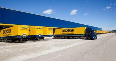 Dachser acerca el este de Europa con una nueva ruta desde Bilbao