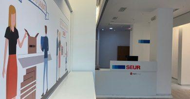 SEUR inaugura un nuevo hub urbano en el centro de Córdoba