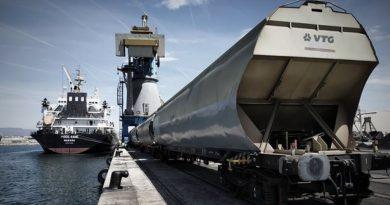 El Puerto de Tarragona consolida una operativa más sostenible por ferrocarril