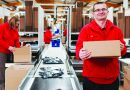 XPO Logistics elegida por JD Sports para la creación de una solución integrada de almacenamiento, transporte y e-Commerce