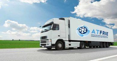 ATFRIE defiende la honorabilidad del sector español del transporte internacional frigorífico de mercancías por carretera