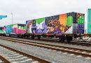 Transfesa Logistics presente en el acto final del Tren de Noé en el puerto de Róterdam