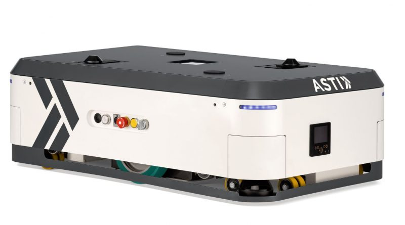ASTI Mobile Robotics presenta sus últimas innovaciones en robótica