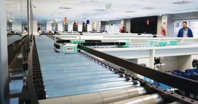 Interroll y Logstore entregan un centro automatizado al Grupo PLL en Brasil