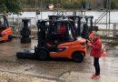 El lanzamiento de la nueva gama de carretillas de Linde la sitúa por delante de sus competidores