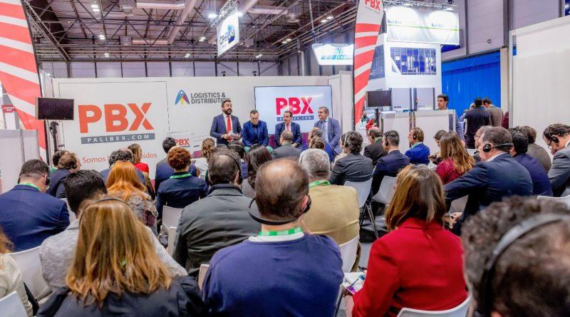 Palibex destacó en Logistics 2019 el auge de la paletería y sus grandes ventajas
