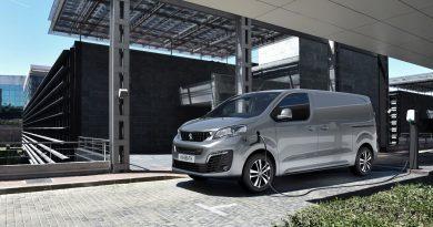 Nuevo Peugeot e-expert 100% eléctrico